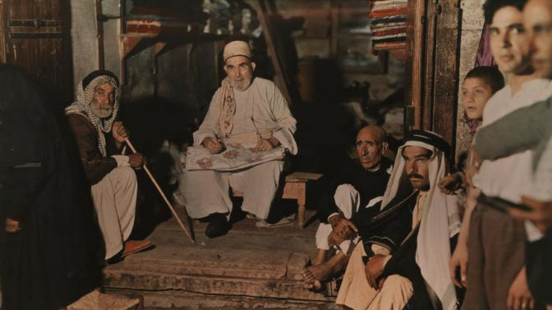 20th Century Syria in Pictures