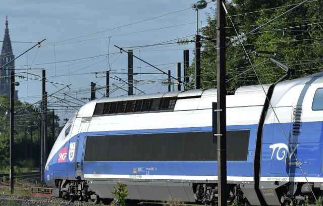 Actor mistaken for terrorist after rehearsing lines on train in France