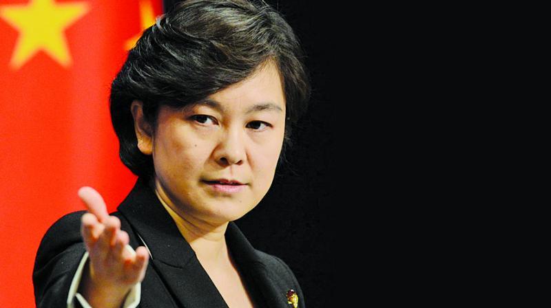 China hits back at claims of 'secretly infiltrating' Australia