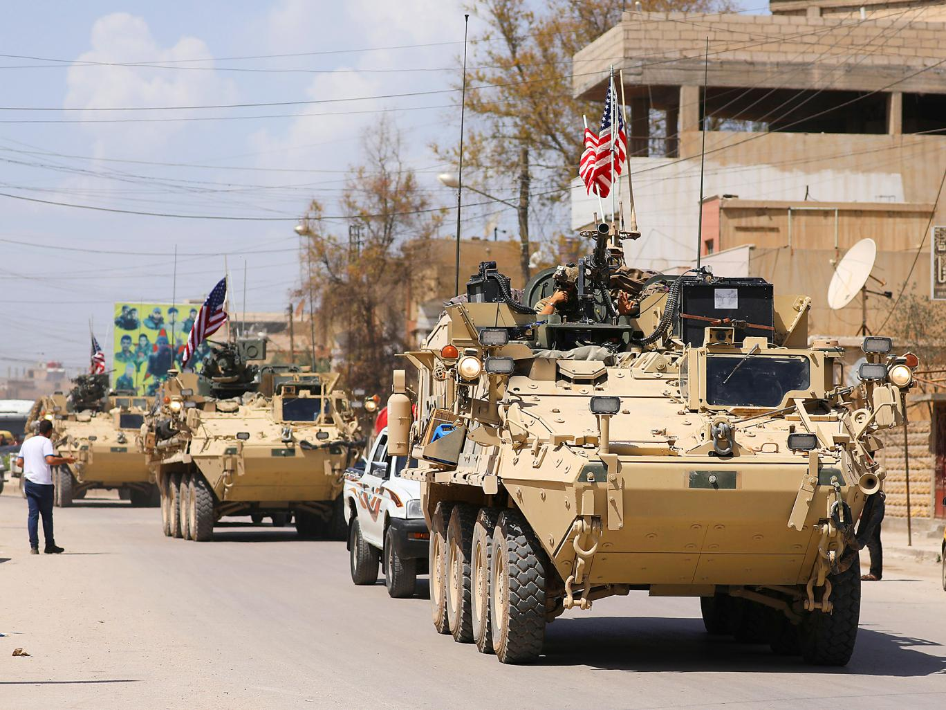US facing new era of instability as Middle East sinks further into turmoil
