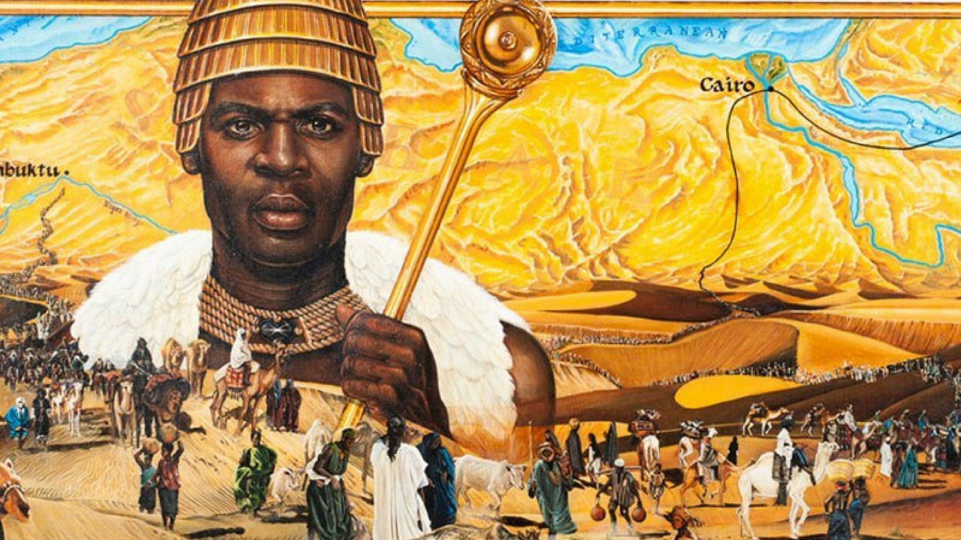 Mansa Musa – The Richest Man That Ever Lived