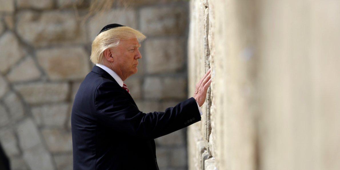 Trump on Jerusalem – 10 Days On