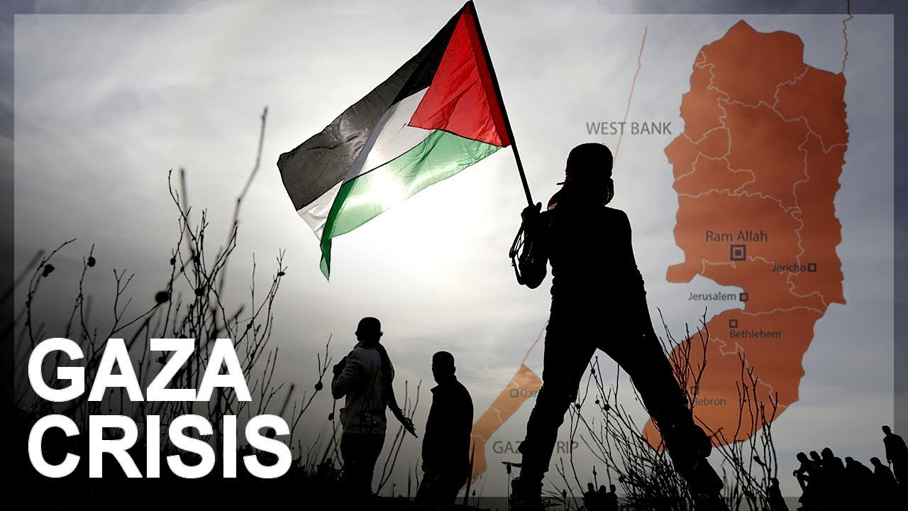 Gaza Strip border crisis
