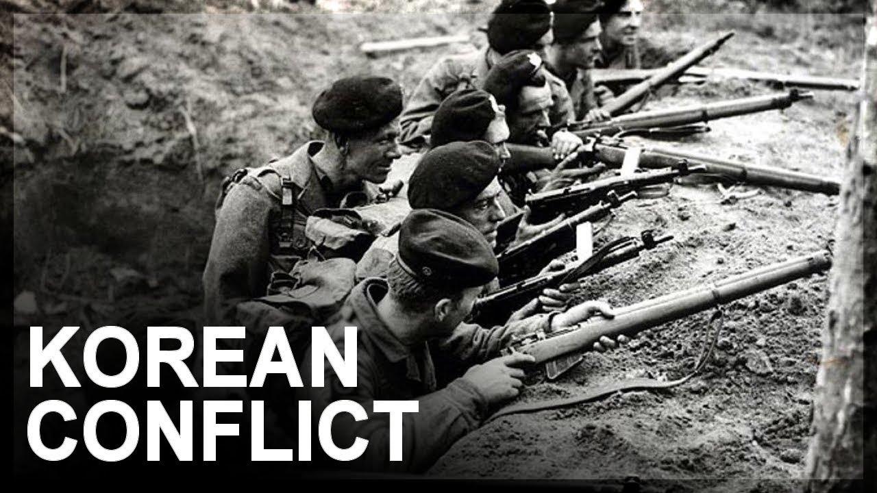 Origins of the Korean conflict