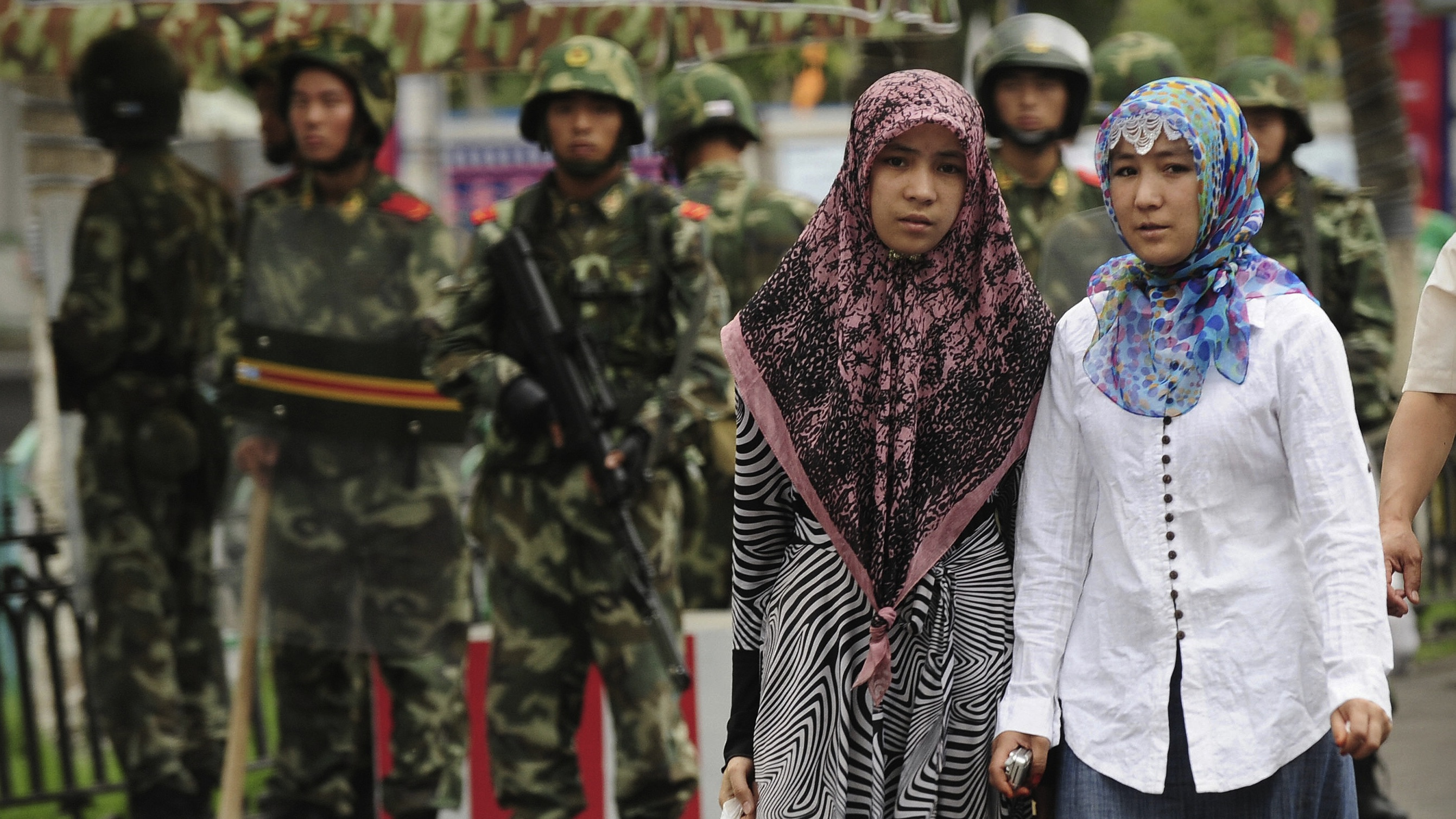 Why are Uyghur Muslims in China being oppressed?