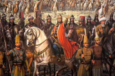 When the Ottomans almost conquered Italy