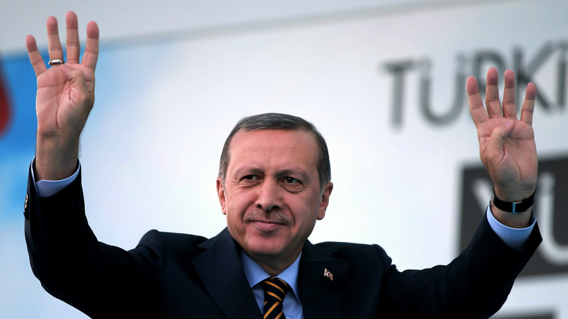 Who was behind the Turkish Coup?
