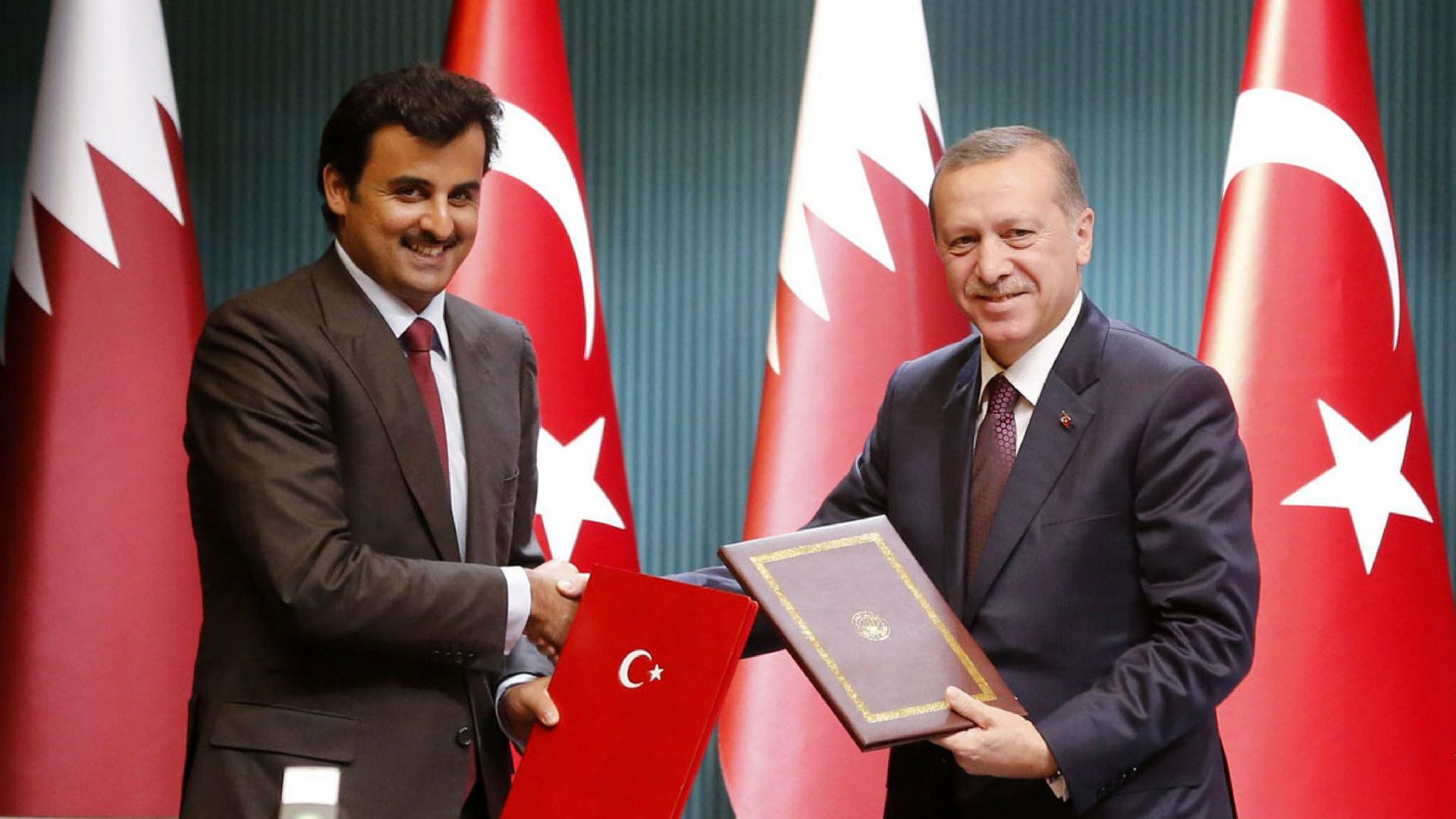 TURKEY and QATAR, Brothers or FRIENDS in NEED? – KJ Vids