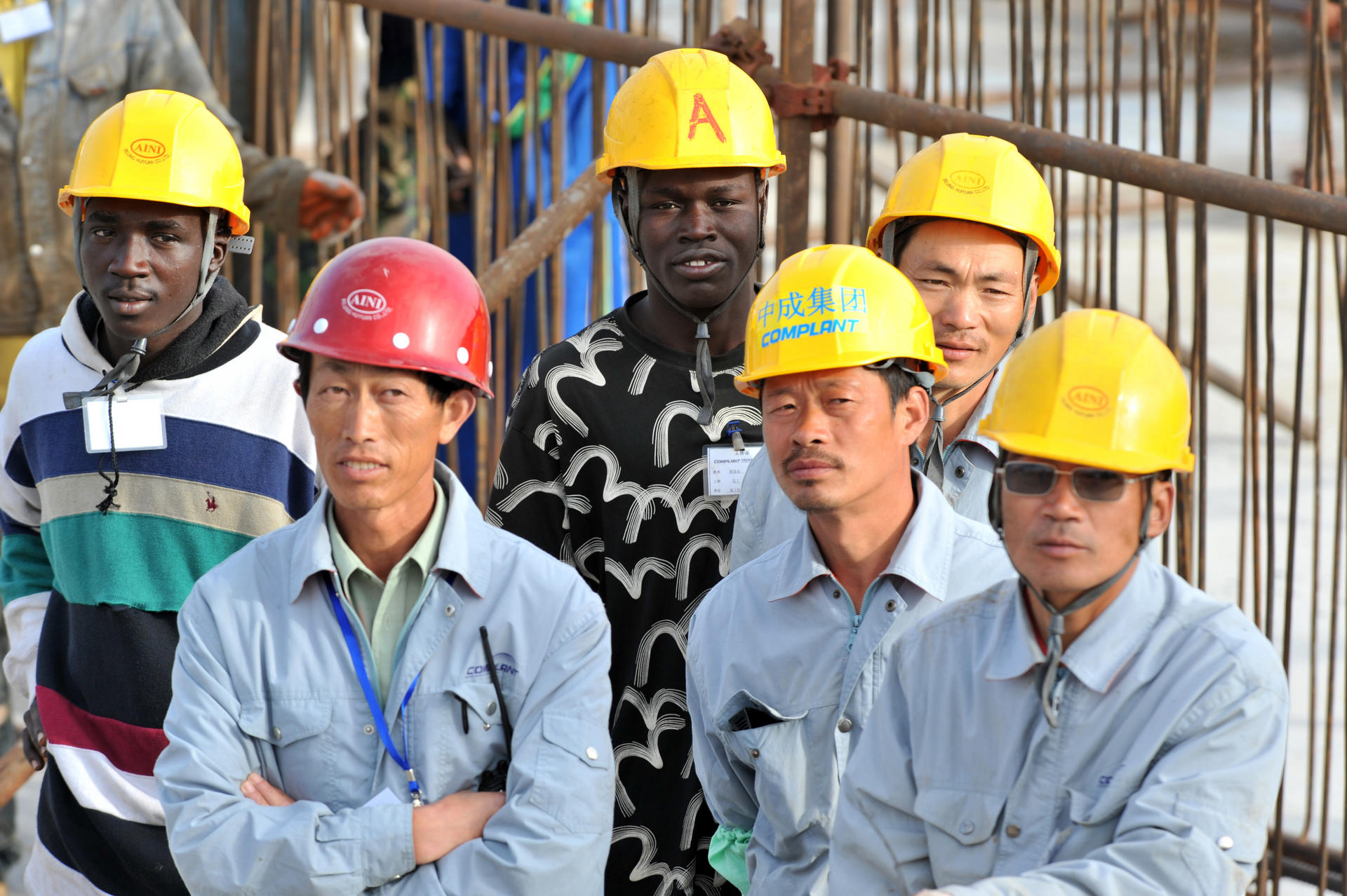 Is China colonising Africa?