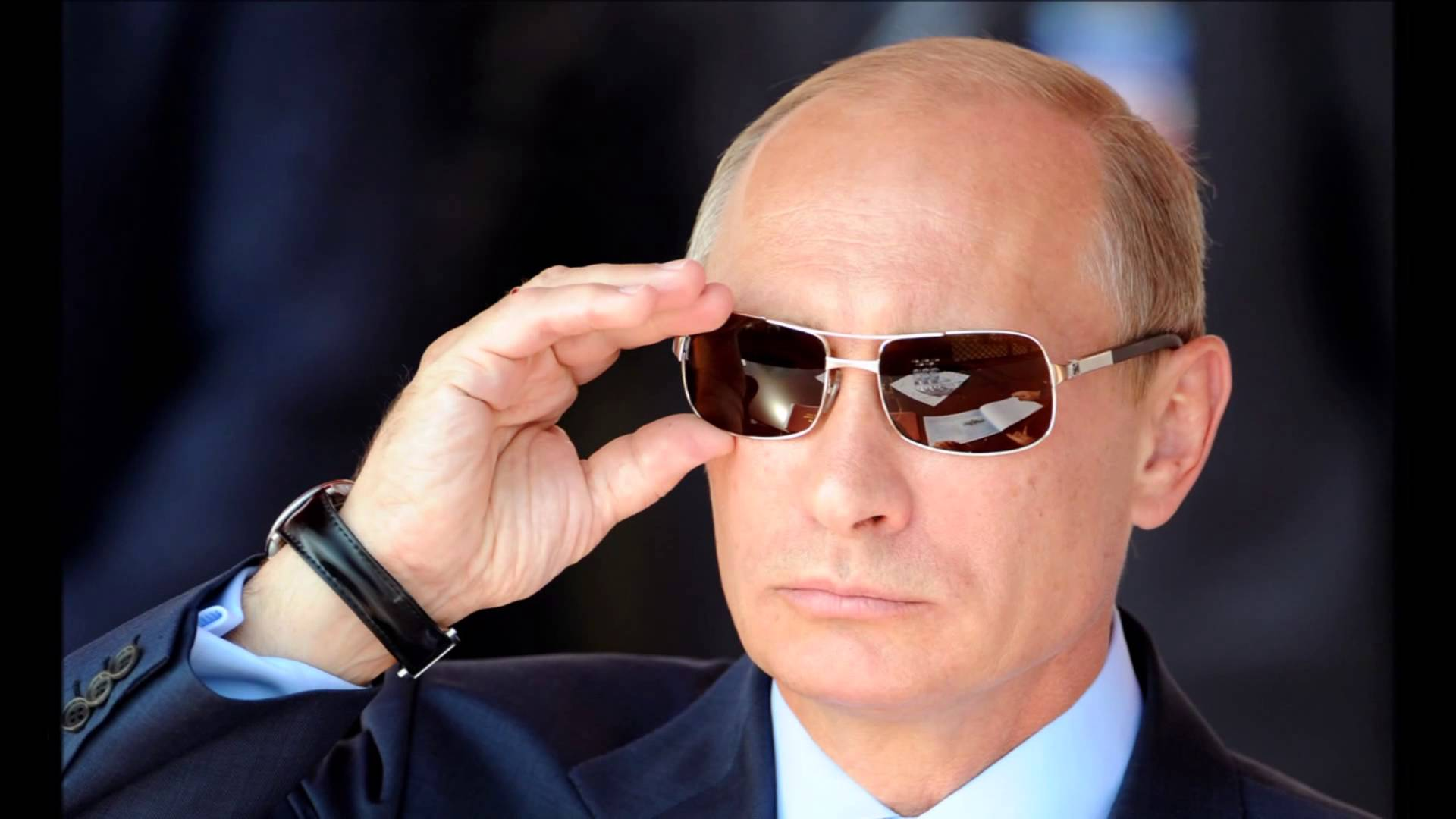 What is Putin's grand vision?