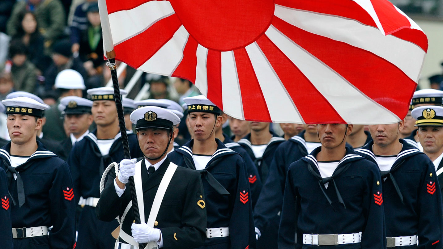 Why is Japan Rearming?