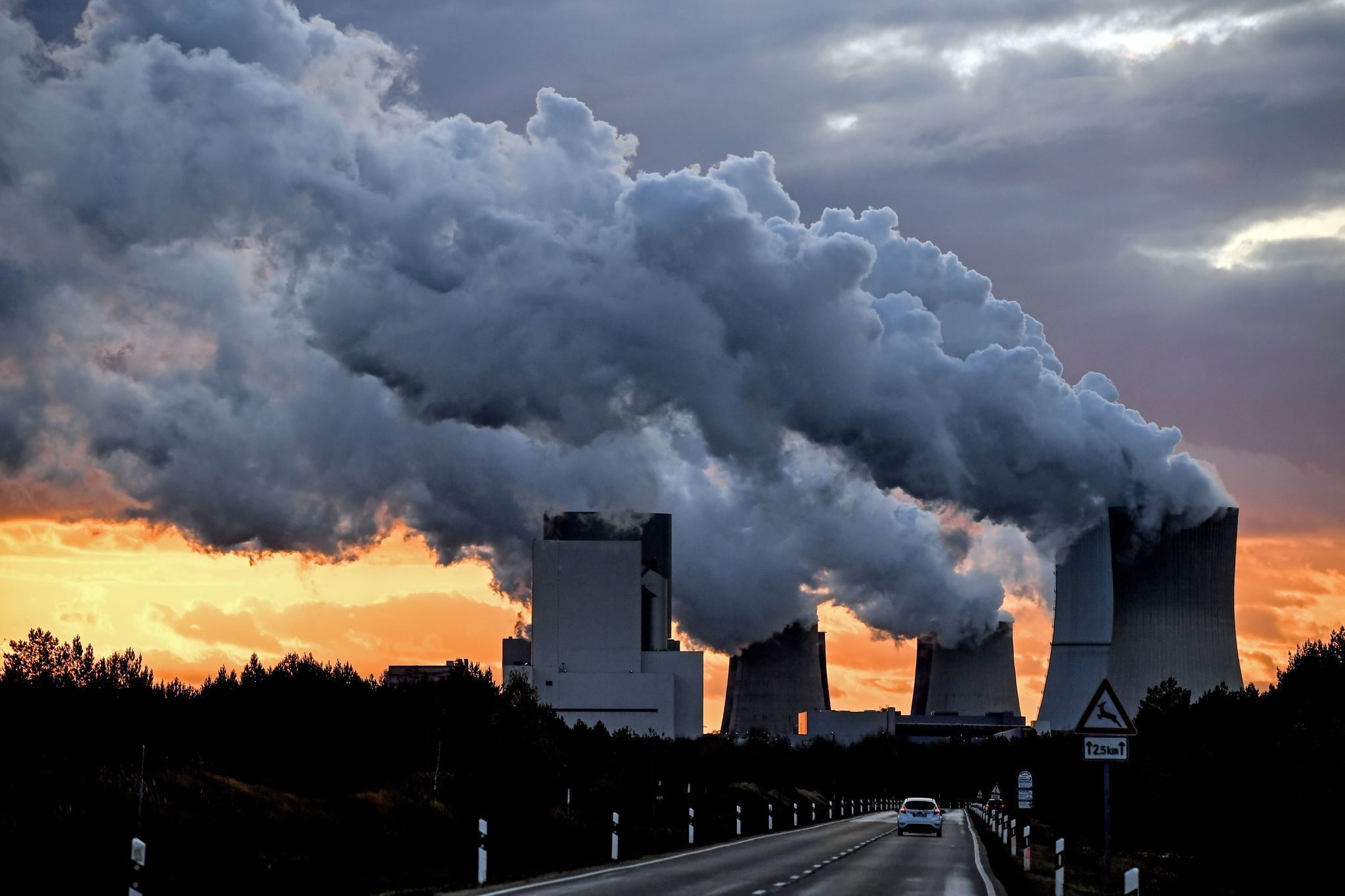 The Geopolitics of Climate Change