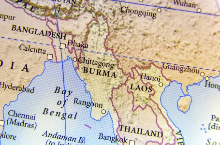 The Geopolitics of the Bay of Bengal