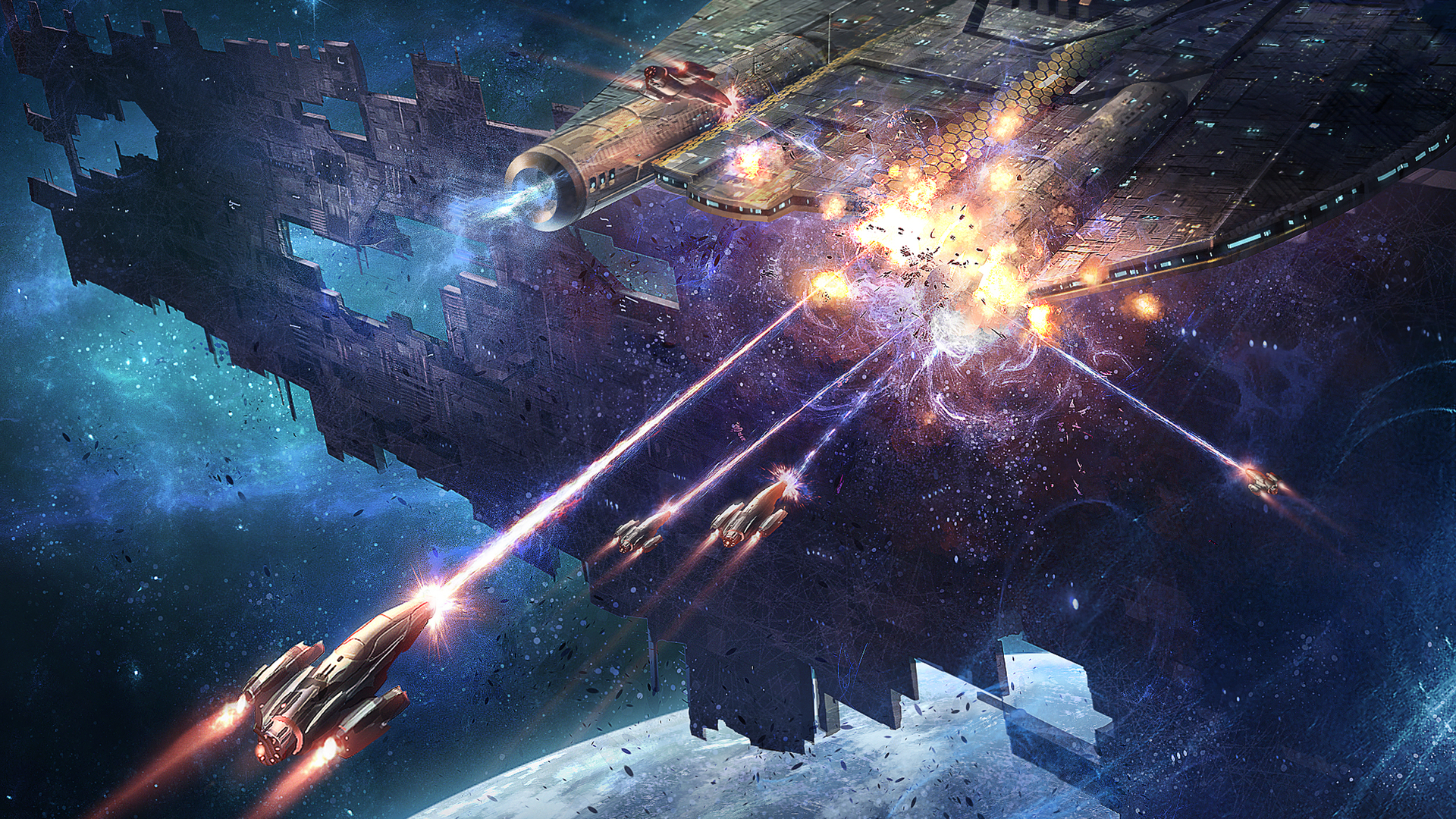 The Weaponisation of Space