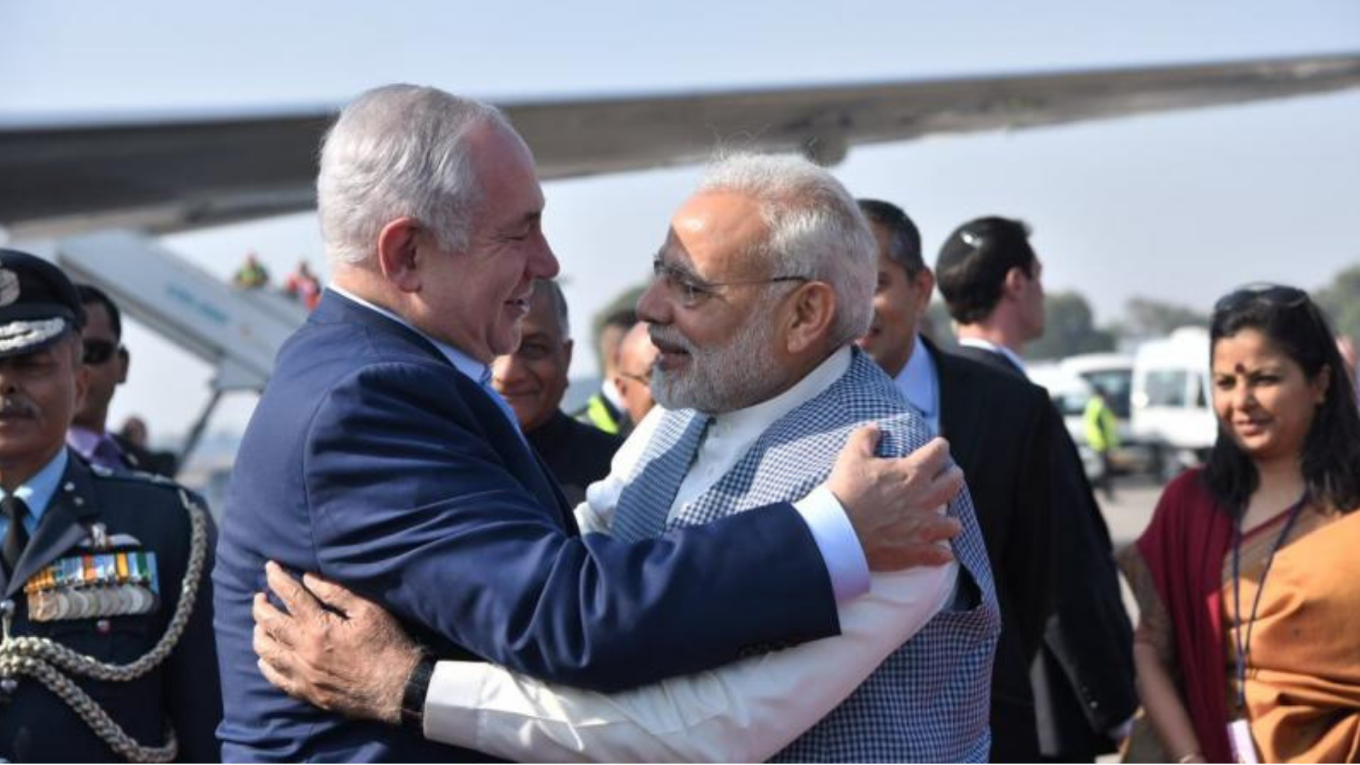 Israel's Enigmatic relationship with India