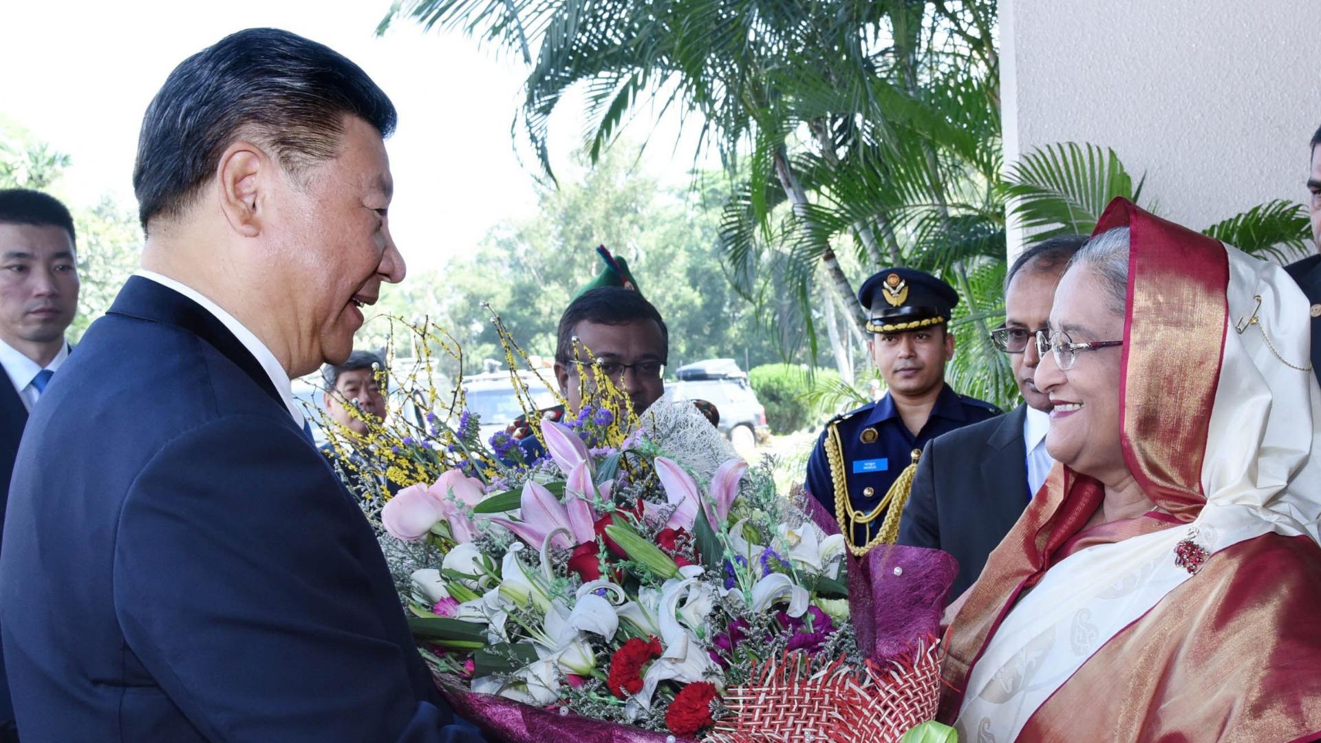 Is China the new tiger of Bangladesh?