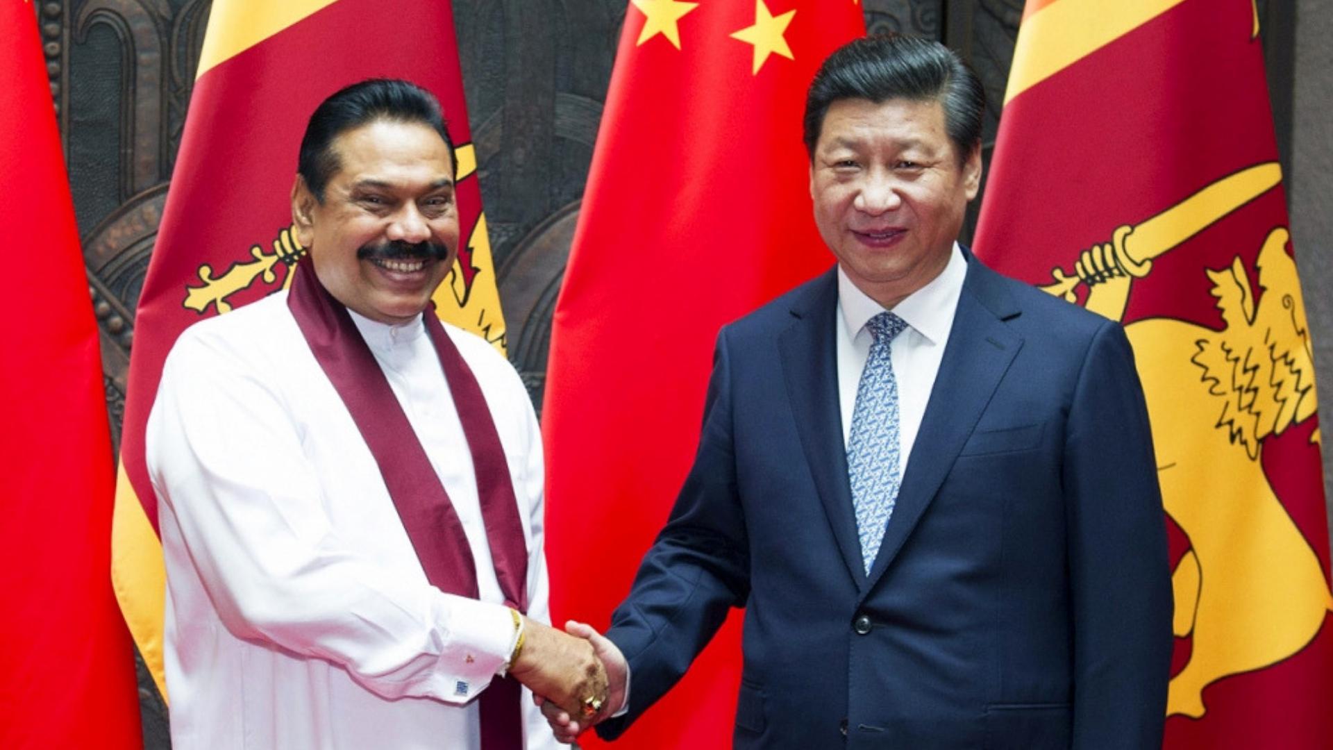 Is Sri Lanka, China's New Colony?