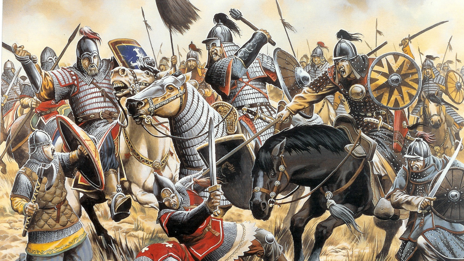 Did Islam destroy the Mongols? – Rise of Muslims Episode 4