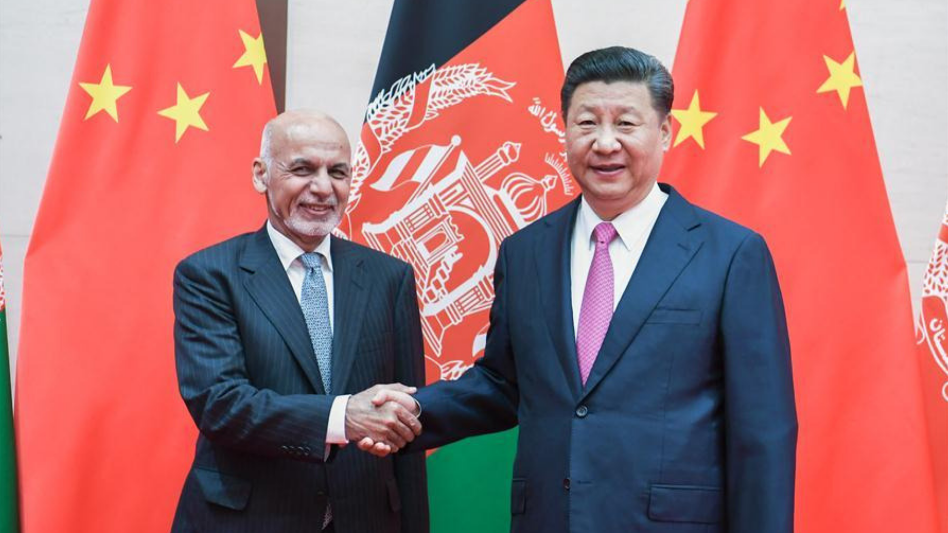 What are China's Interests in Afghanistan?