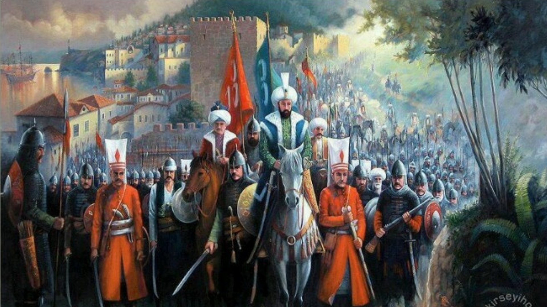 The Ottoman Dynasty – Rise of Muslims Episode 6