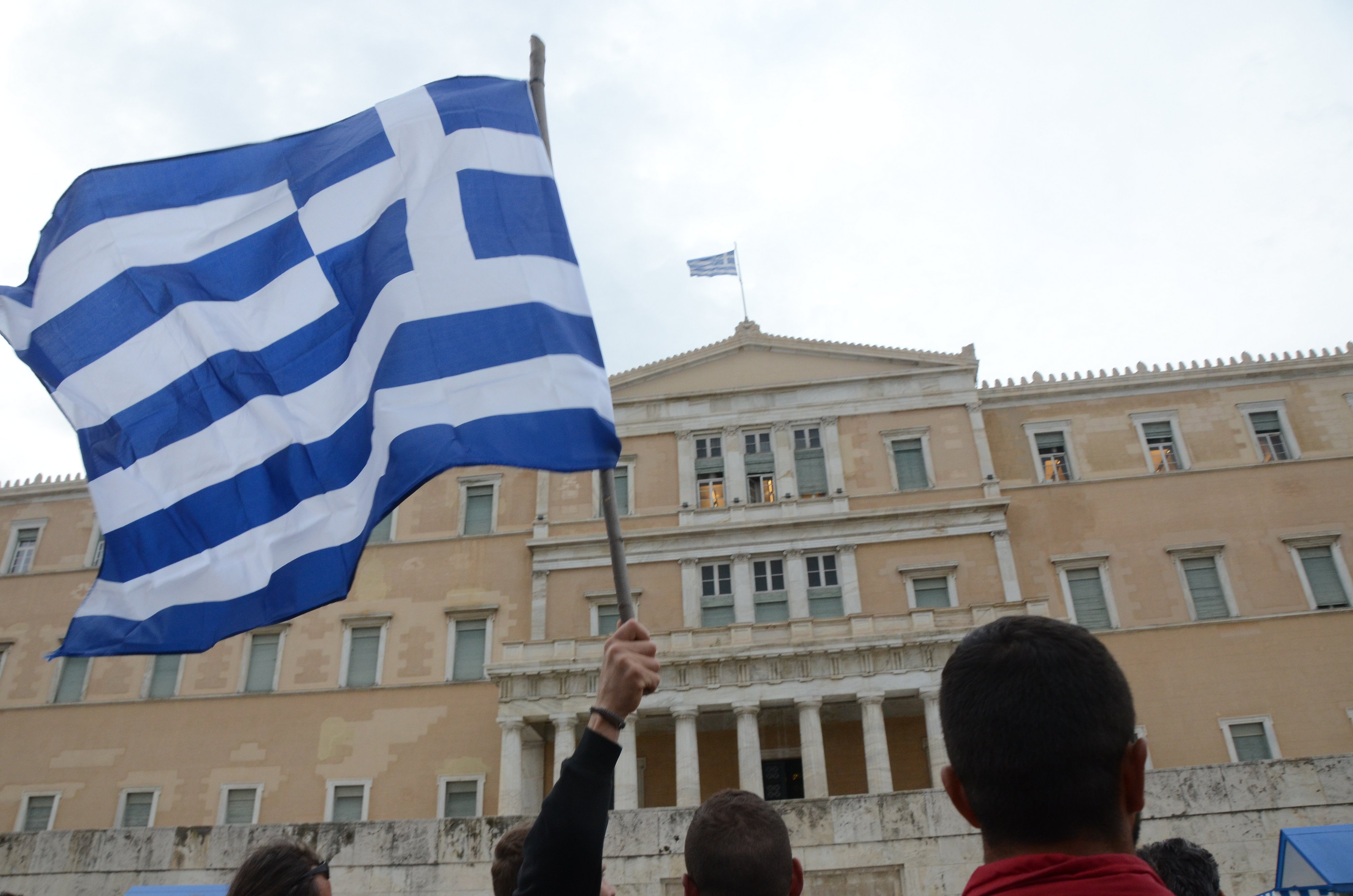 The POST-FINANCIAL CRISIS of GREECE and it's economic prospects