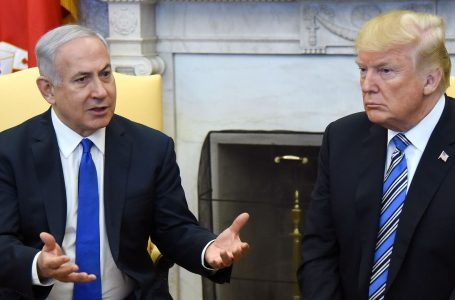 Why is there a special relationship between America and Israel?