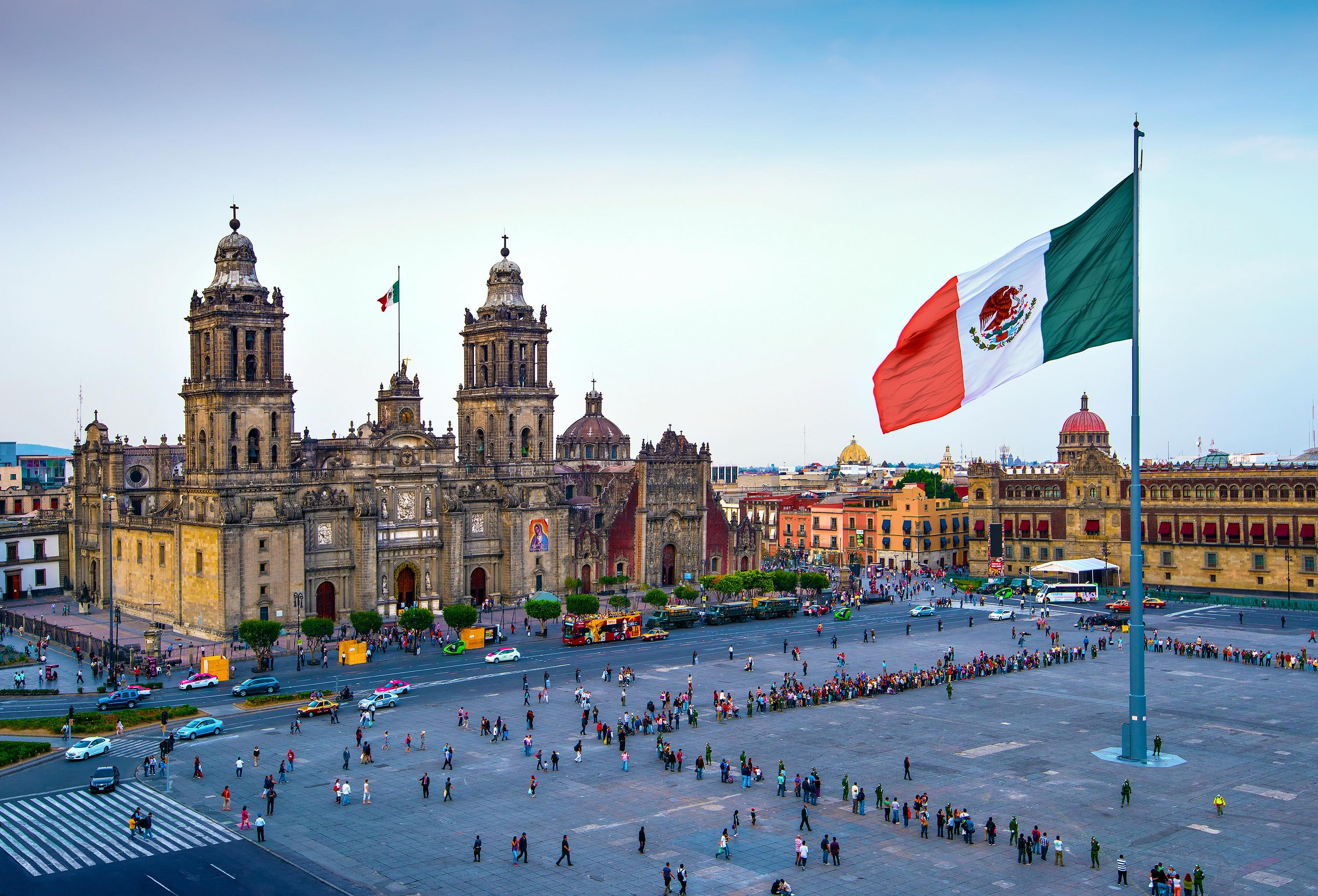 Can Mexico become a regional power