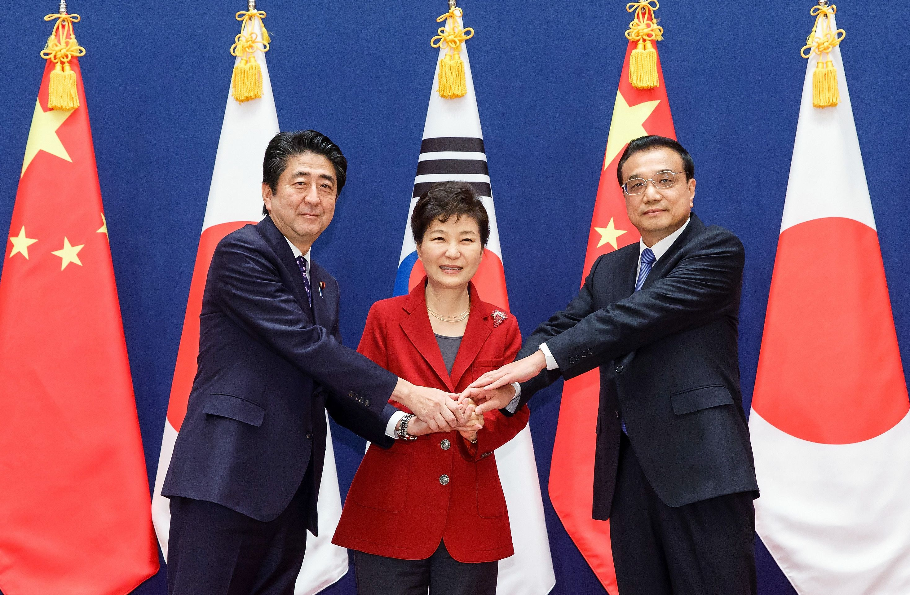 East Asia's Weakest Link: Japan and South Korea