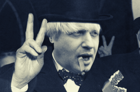 Boris Johnson: A Churchillian Trump?
