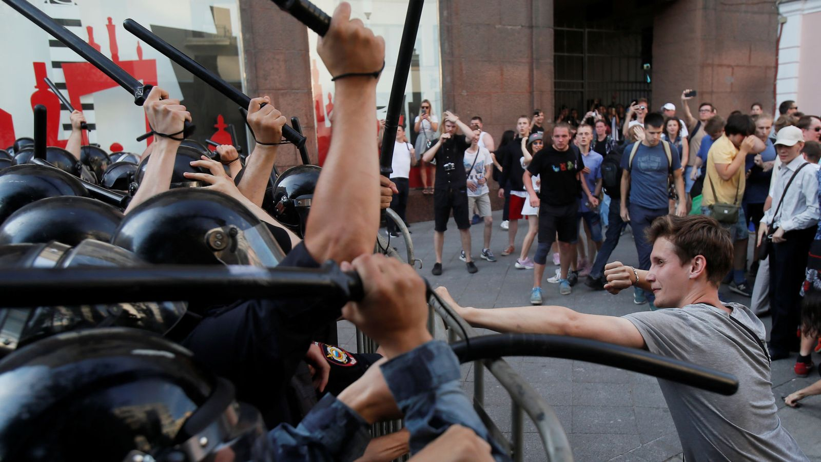 Russia Political Unrest: 5 Geopolitical Effects You Need To Know