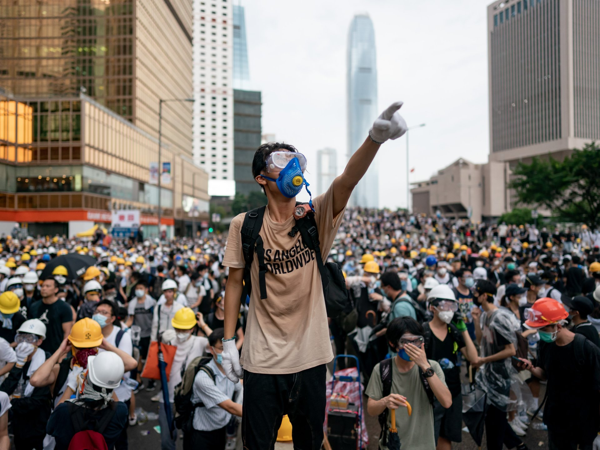 Is Hong Kong on the brink of a revolution? 5 Geopolitical Effects You Need to Know