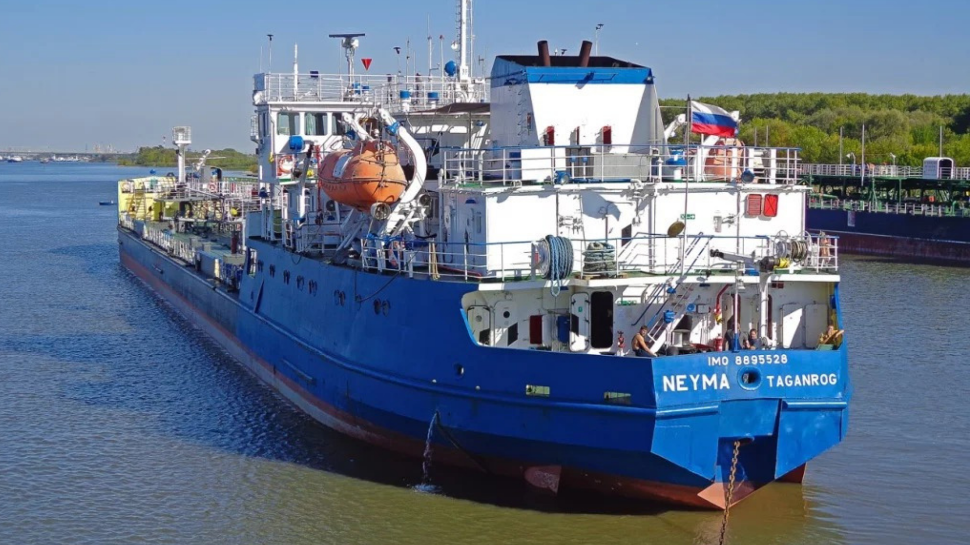 Ukraine Court Rules to Seize Russia's Tanker: 5 Geopolitical Effects You Need to Know