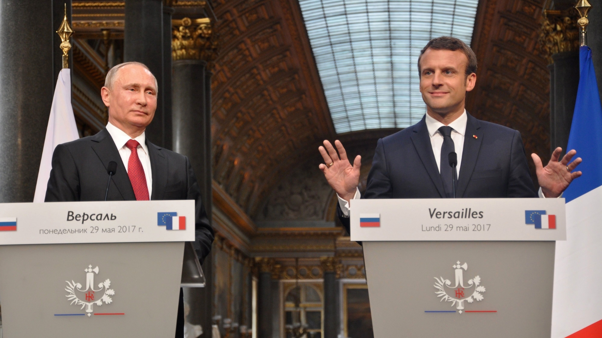 French President Emmanuel Macron to meet Vladimir Putin: 5 Geopolitical Effects You Need to Know