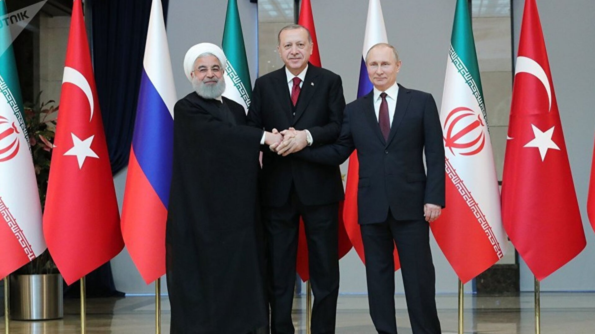 Is the triple alliance of Iran, Russia and Turkey over Syria taking shape?