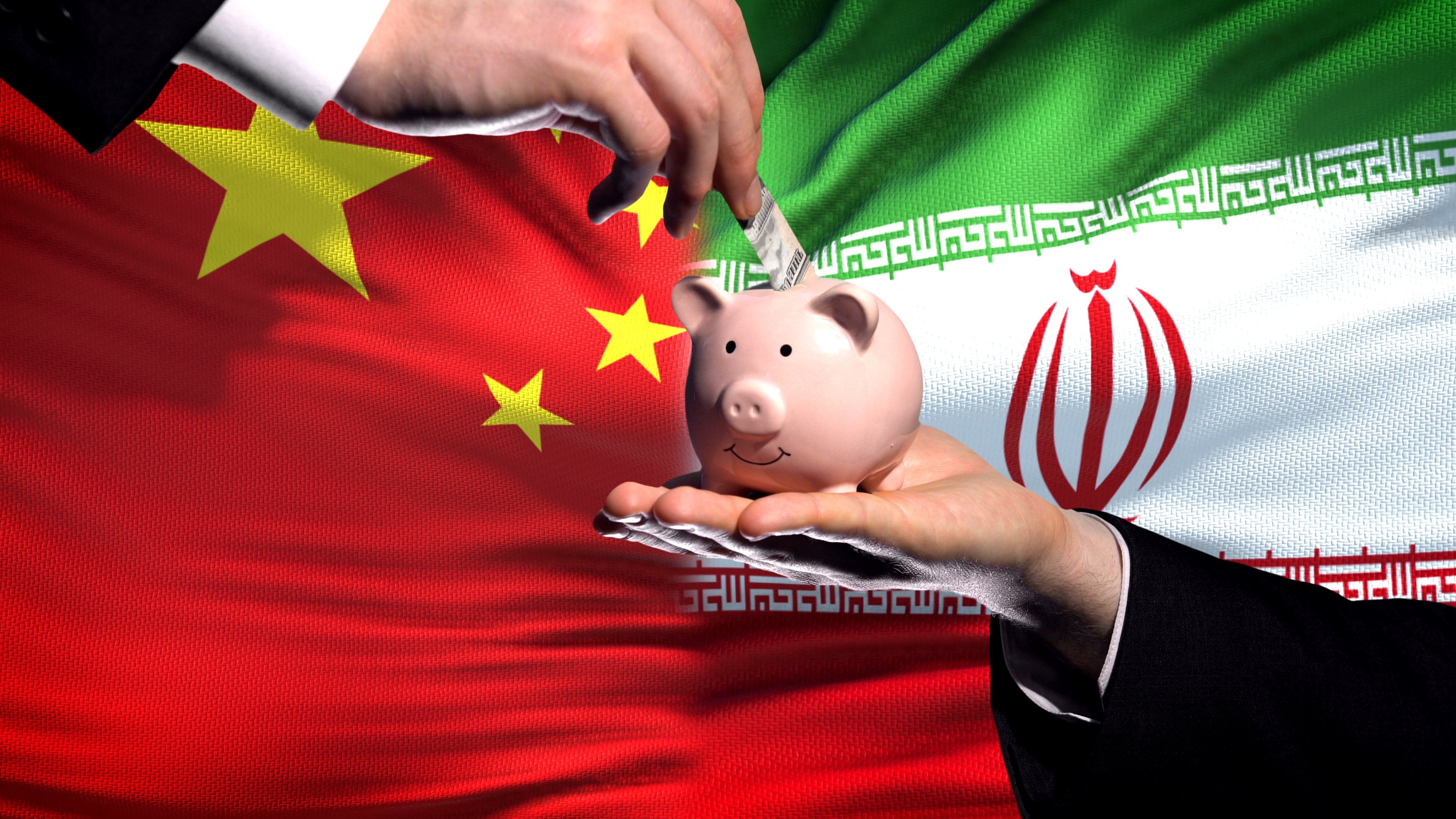 The US is pulling Iran and China closer together, which is a bad sign for the Americans