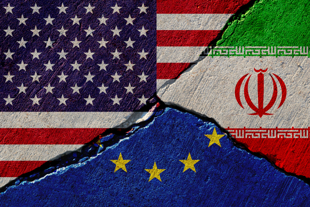 Is Iran taking advantage of the increasing rift between the US and EU?