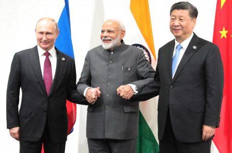 Eurasia's Great Game: India, Japan and Europe play to Putin's needs
