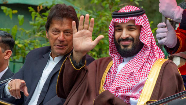 Pakistan is trying to mediate the Saudi-Iran conflict