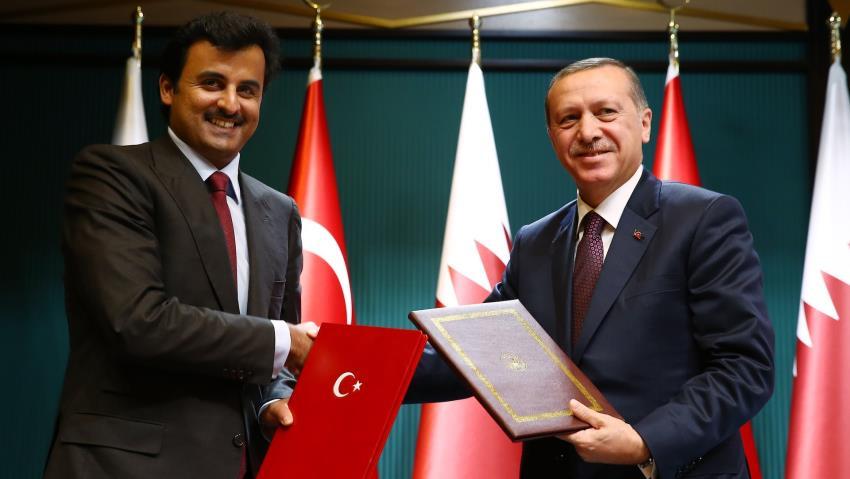 How long will the Turkey-Qatar alliance last?