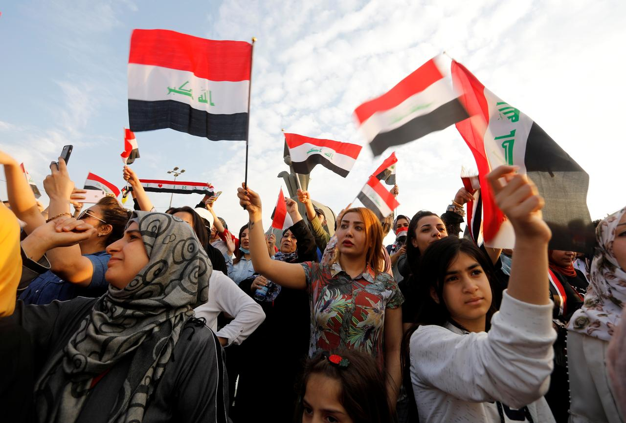 Will the Iraqi government finally step down after 17 years?