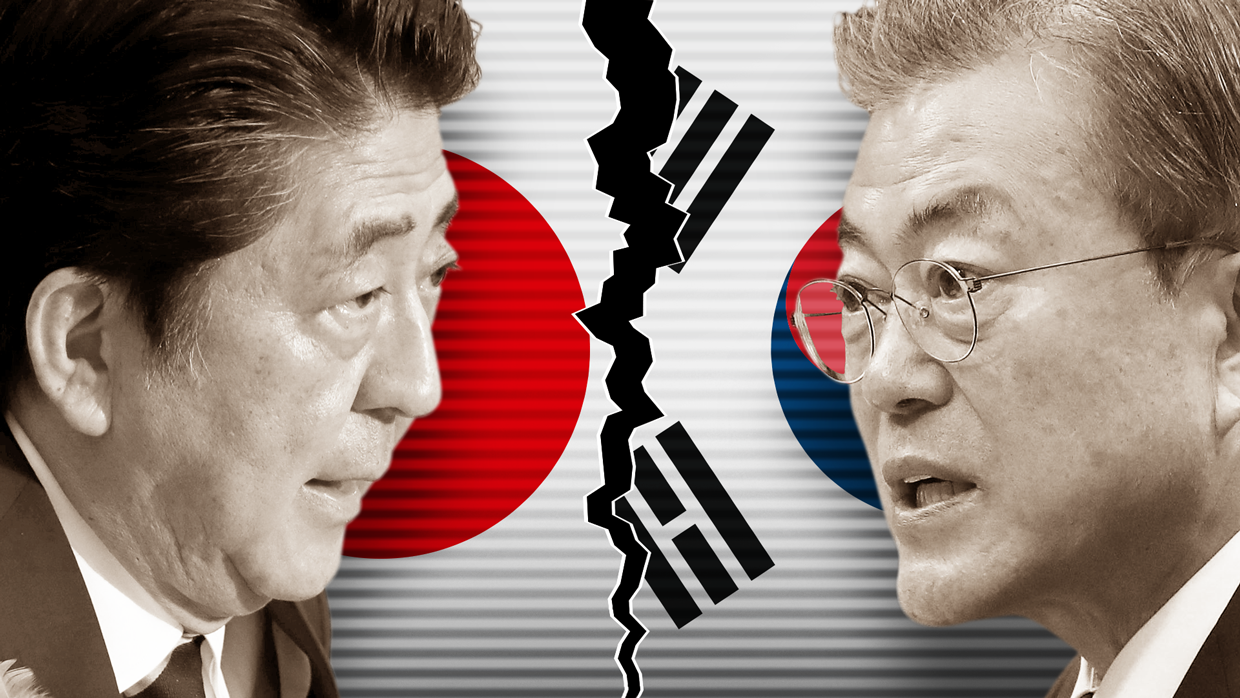 China sees weakened US ties with Japan and South Korea as a perfect opportunity: