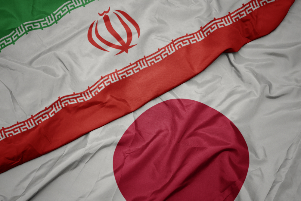 Is Iran pulling Japan away from the US?