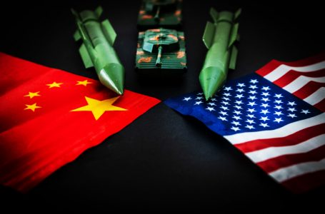 Gulf security: China envisions continued US military lead