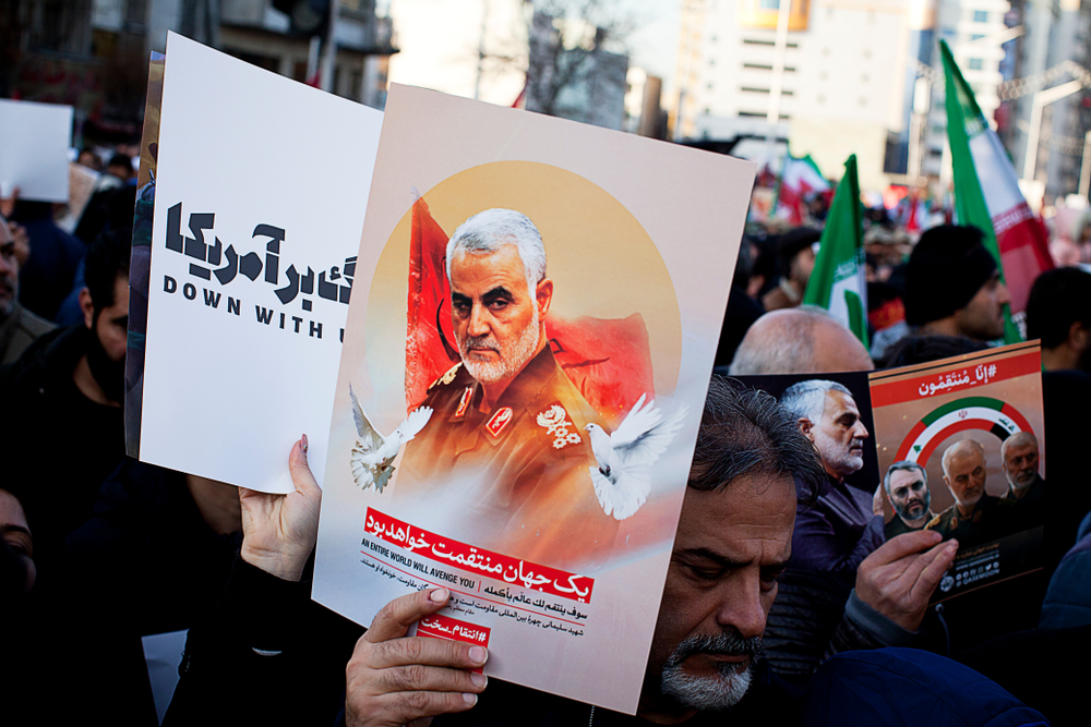Has Suleimani's killing opened the gates for Russia's dominance in the middle east?