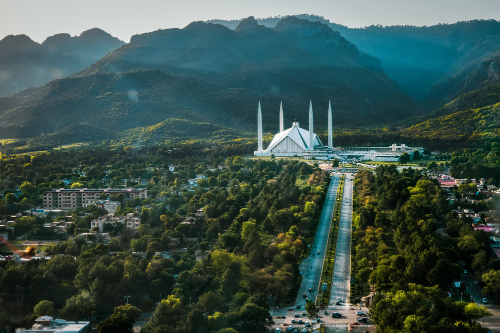 Pakistan puts press freedom at the core of struggle for new world order