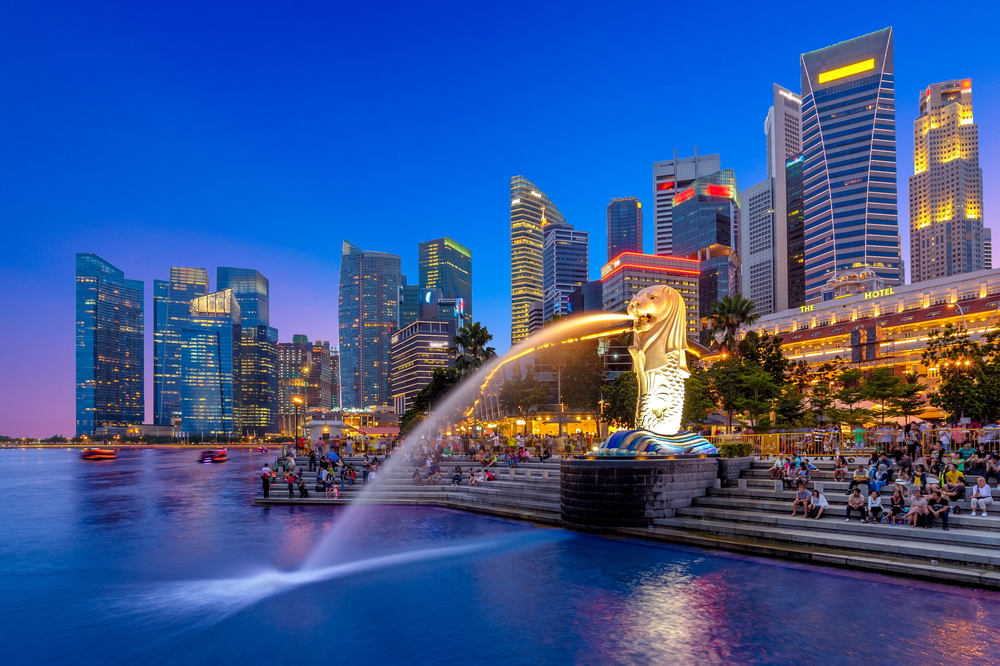 Why is Singapore so important?