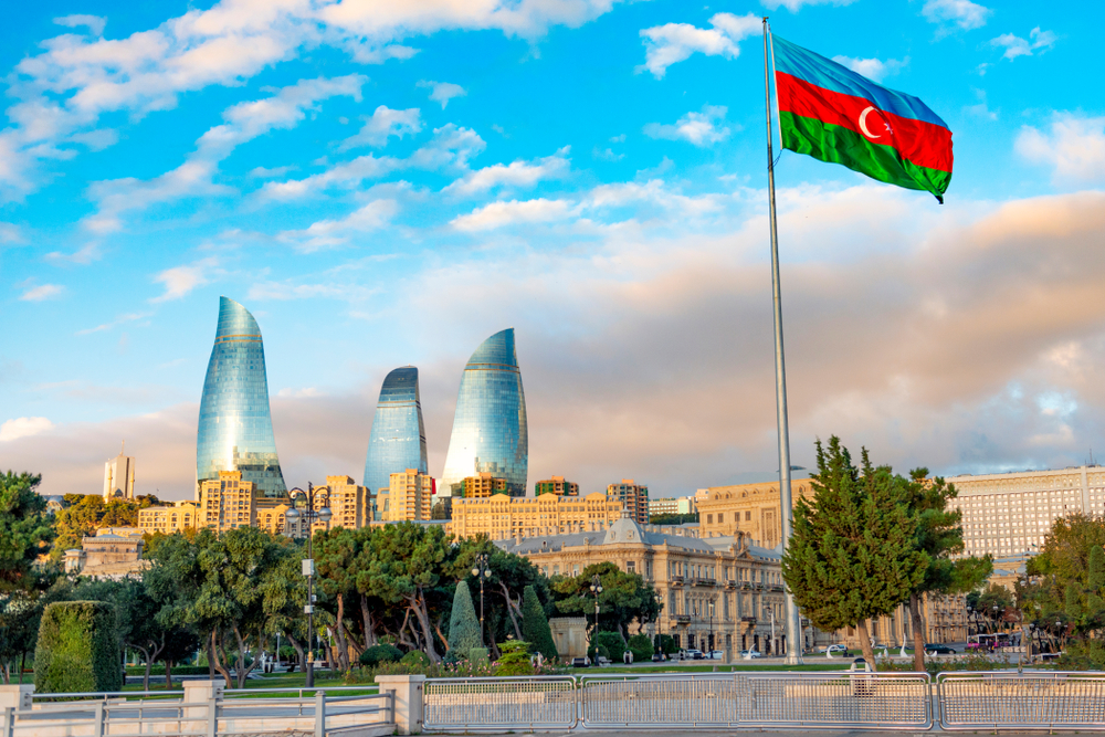 Is the US trying to pull Azerbaijan out of China and Iran's grip?