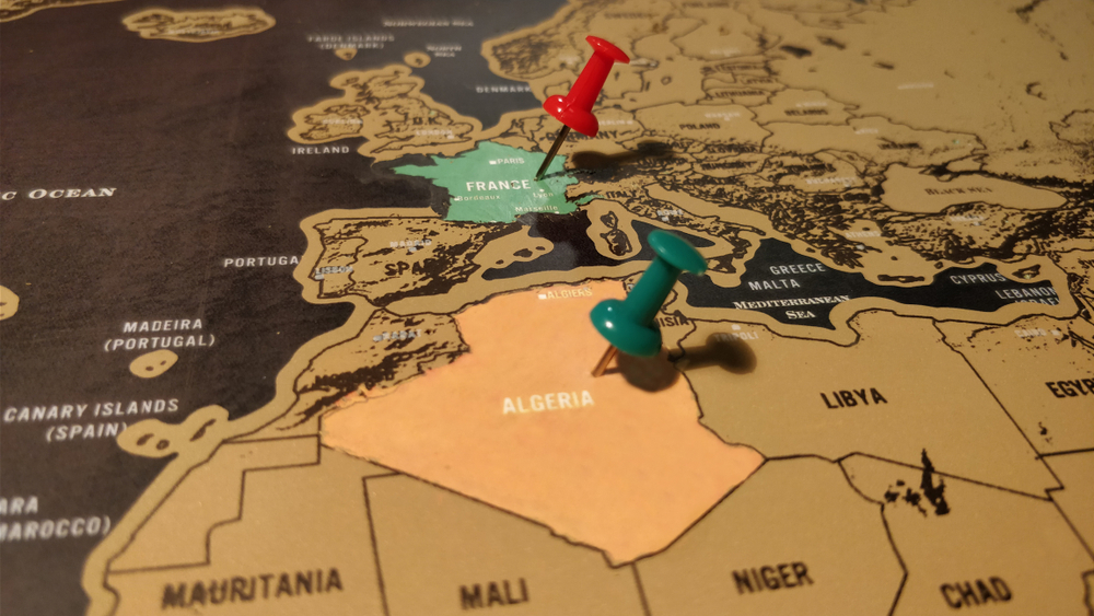 Is Algeria cutting ties with France?
