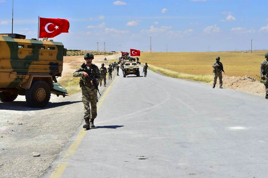 Are Turkey preparing for a new offensive in Northern Syria?