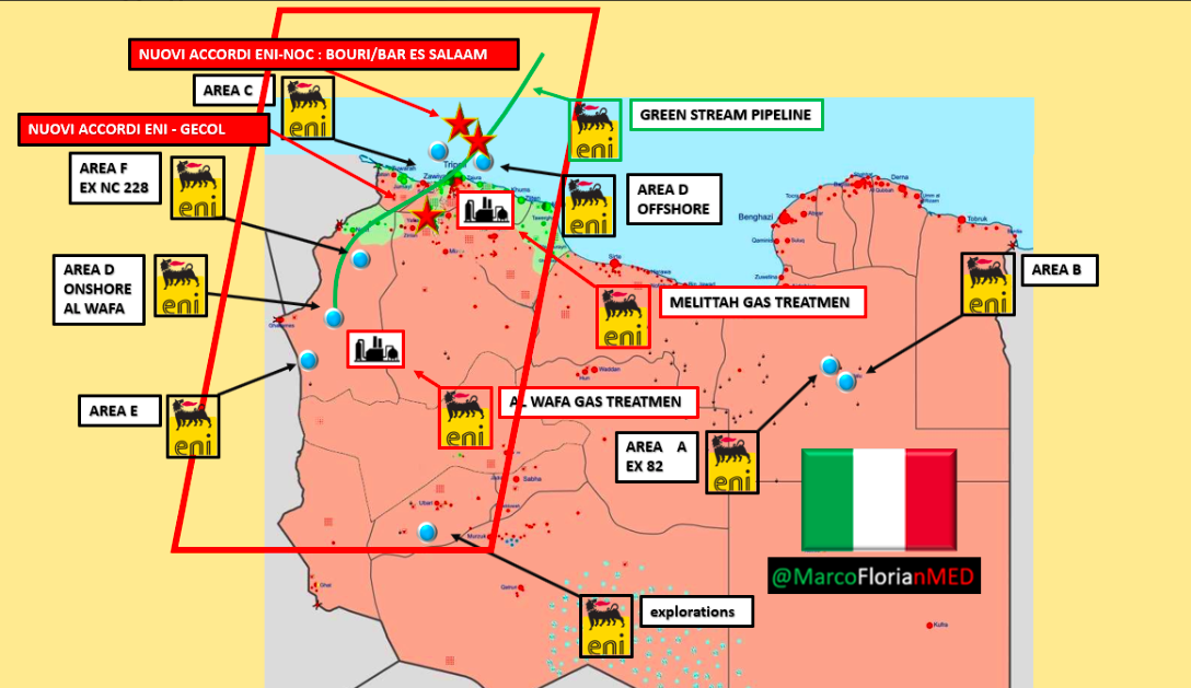 Has Italy quietly become the most influential foreign power in Libya?
